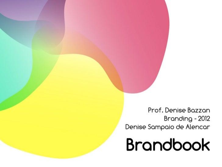Brandbook Denise Alencar
