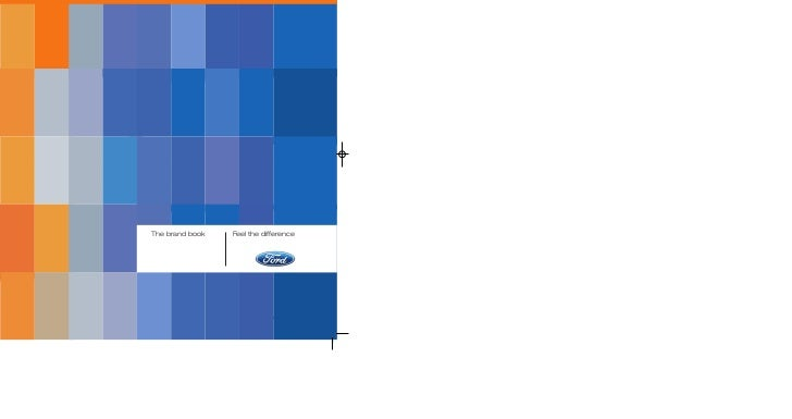 Ford Brandbook