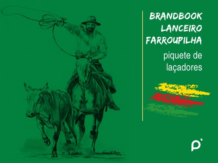 Brandbook lanceiro farroupilha