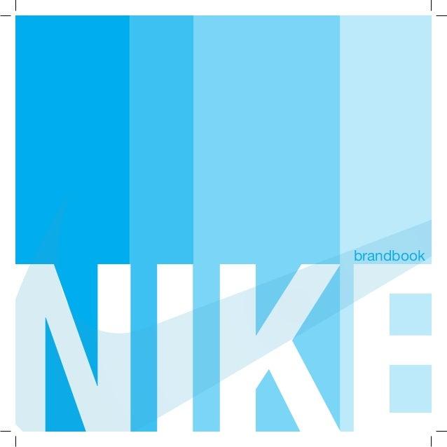 NIKE   brandbook