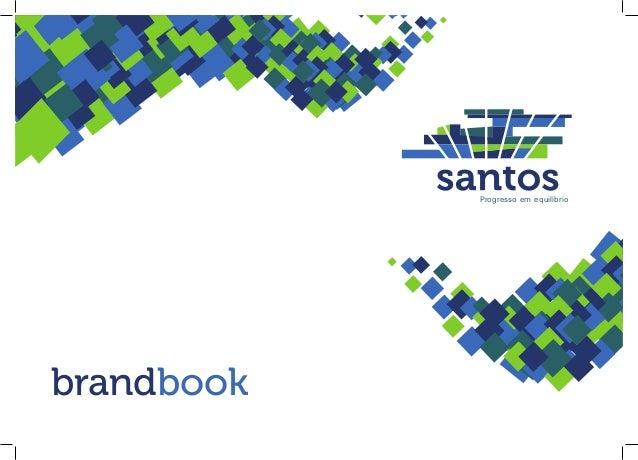 Brandbook Santos
