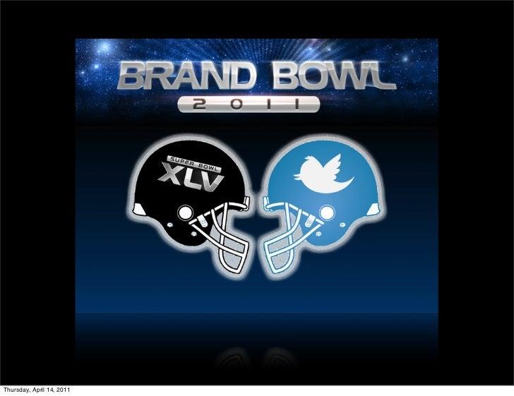 Brandbowl 2011