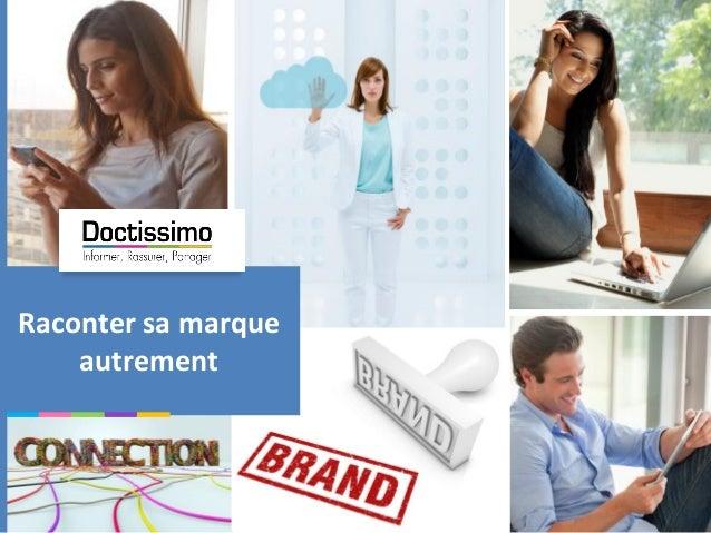 Brand content sur Doctissimo