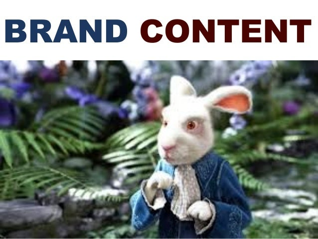 www.lesbrigadesdumarketing.com Les Brigades du Marketing © 2013 Page 1 BRAND CONTENT