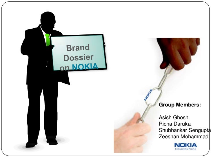 Brand dossier on nokia