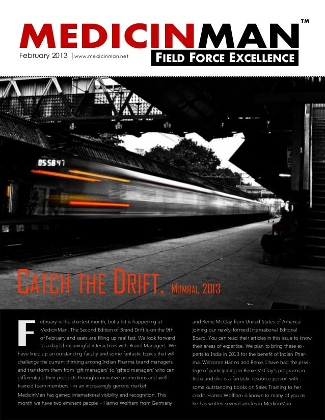Pharma Field Sales Force Excellence