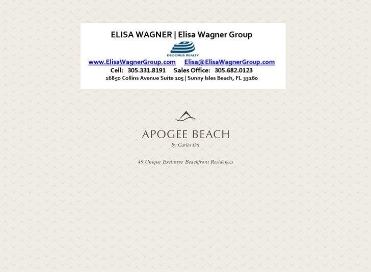 Elegant Waterfront Living Has Ensured In ICONBAY, Miami