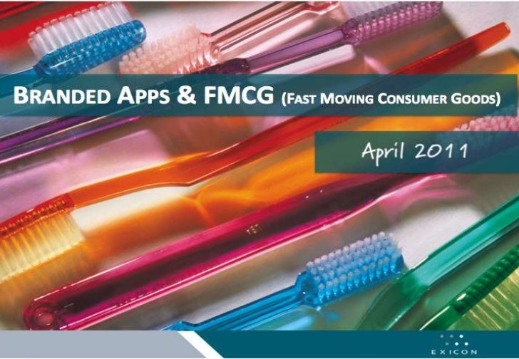 Branded Apps and FMCG Brands