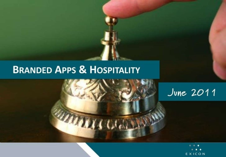 Branded Apps and Hospitality