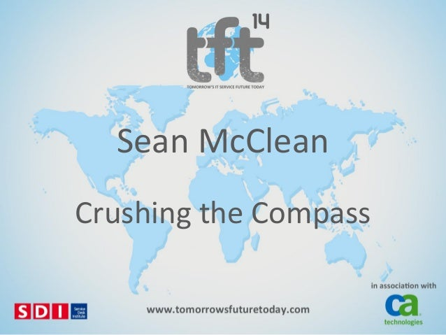 Sean McClean Crushing the Compass
