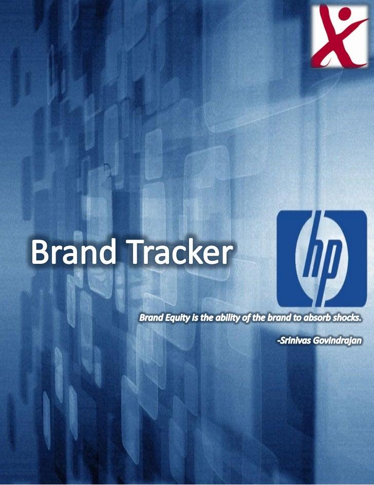 HP Brand Equity