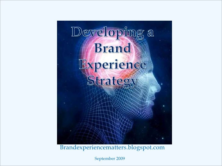 Brand Experience Management