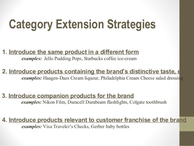impact of brand extensions The impact of brand image on consumer behavior:  between brand image and consumer behavior from a brand new  of brand extensions on market share.