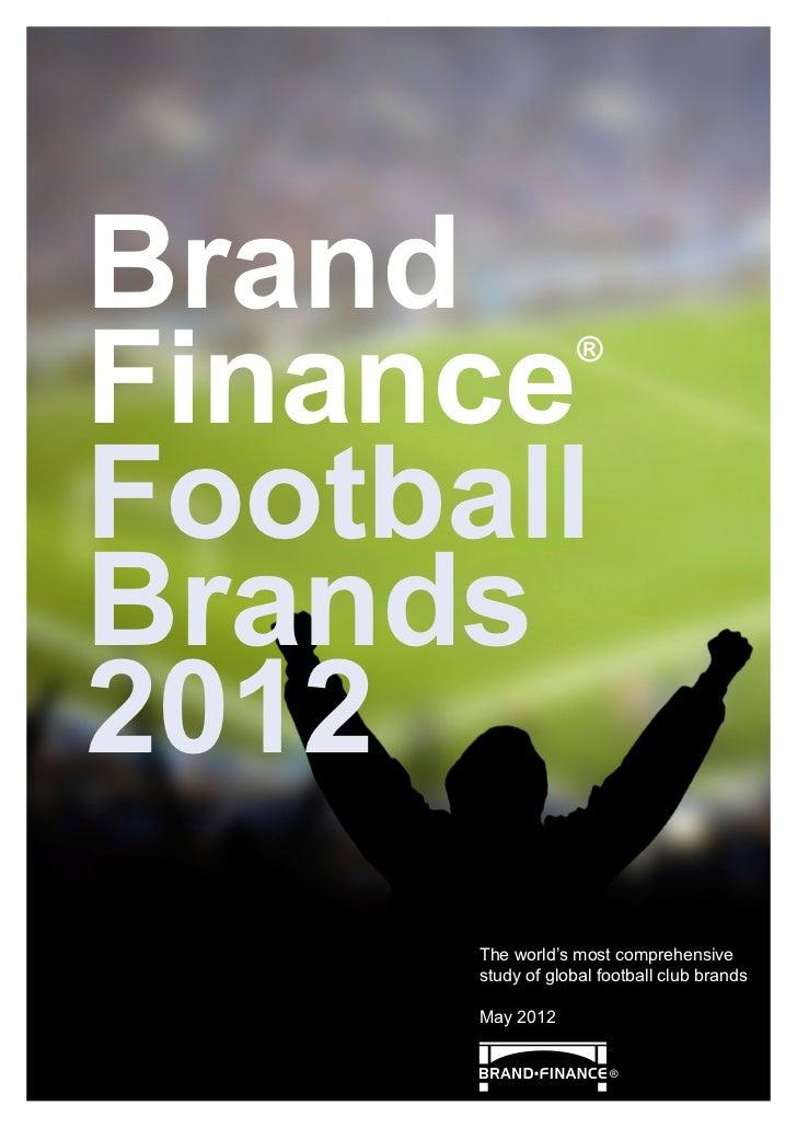 Brand Finance Football Brands 2012