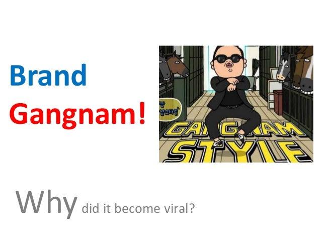 Brand Gangnam!