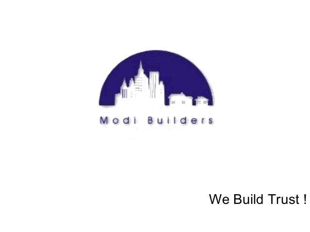 We Build Trust !