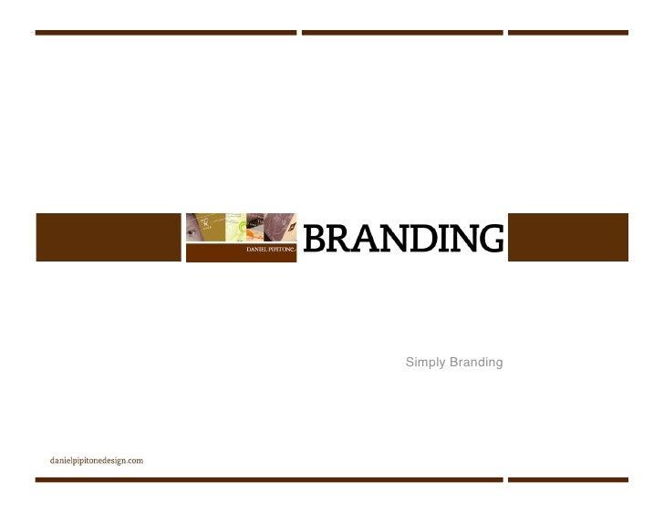 Simply Branding