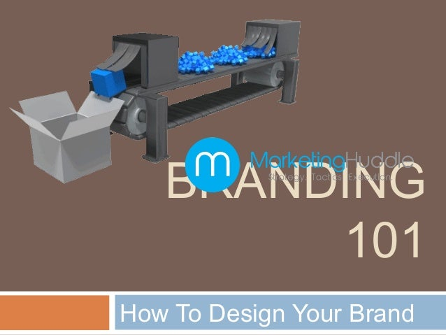 Small Business Branding101 Design Tips