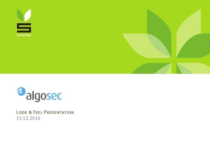 Stratigo - Branding Example