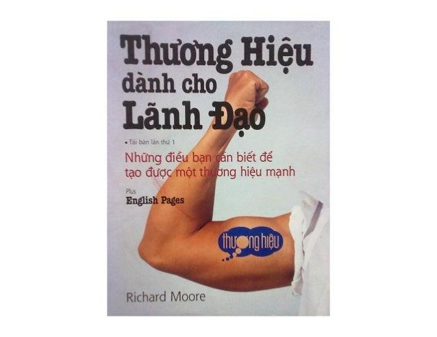 Branding for leaders - Richard Moore