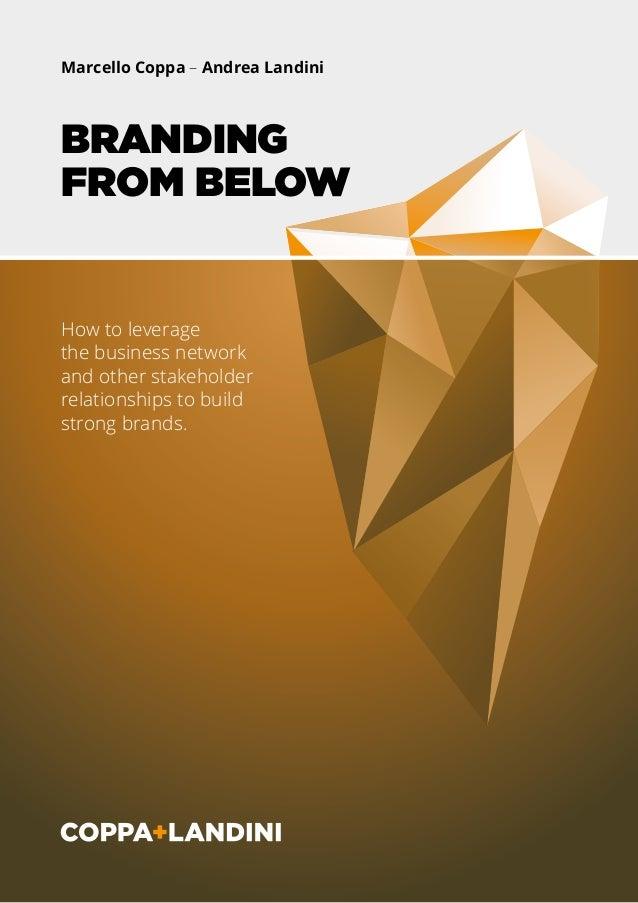 Branding from below