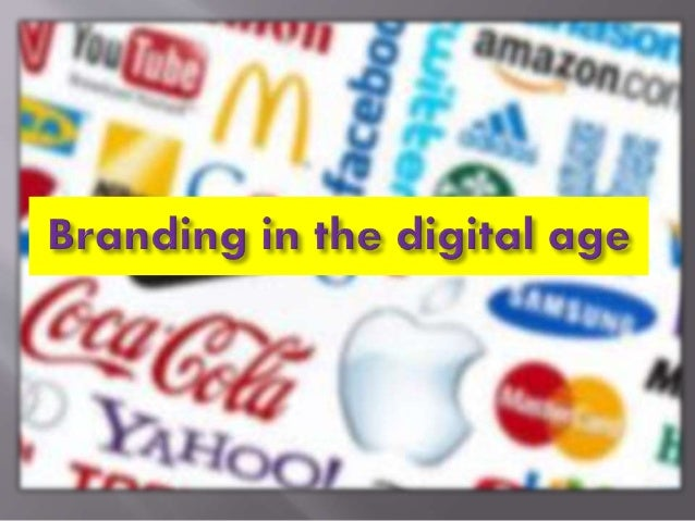 Branding in the digital age: You're spending your money in all the wrong places