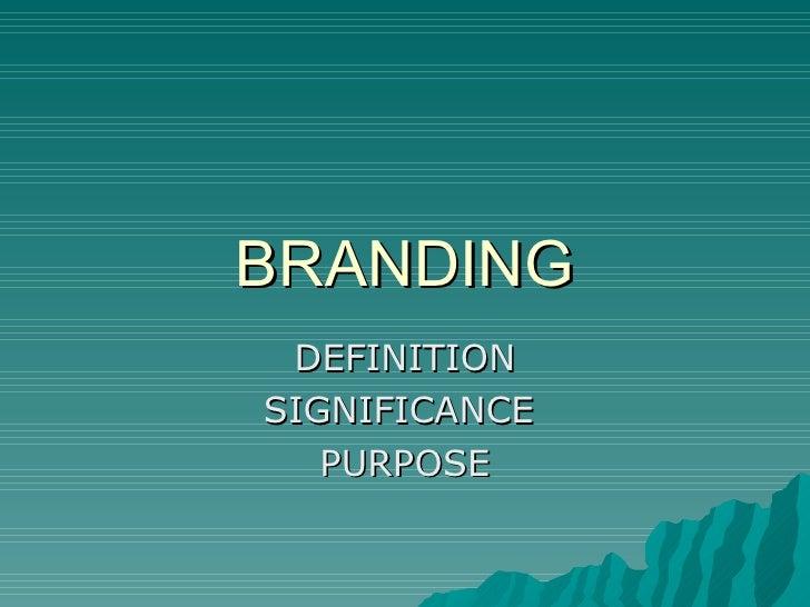 Branding New 1