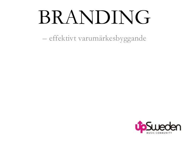 Branding Basic
