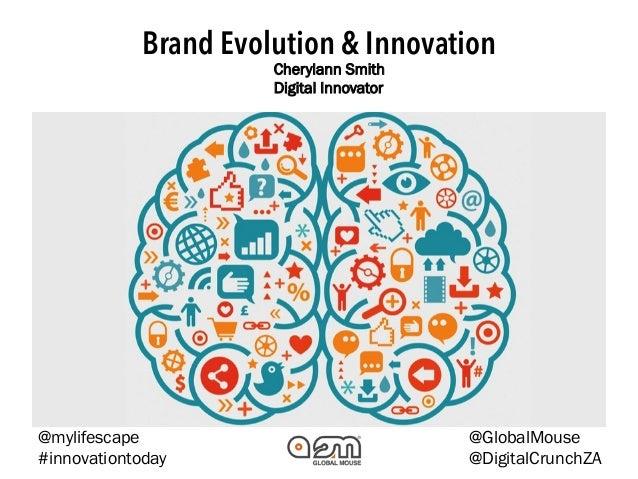 Brand innovation & Social media