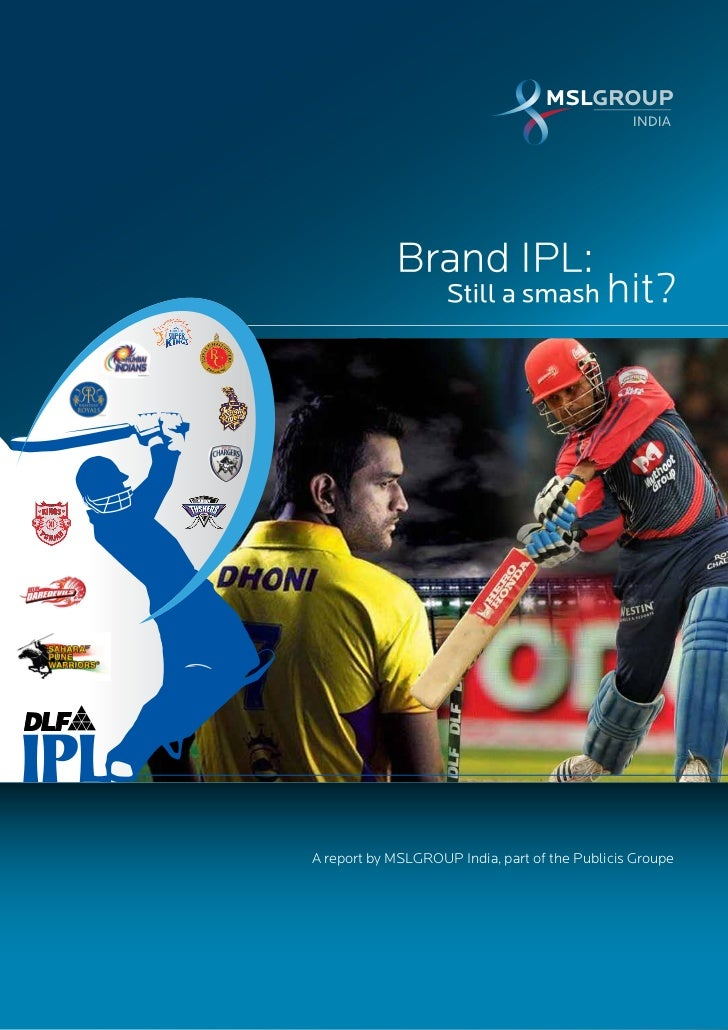 Brand IPL: Still A Smash Hit?