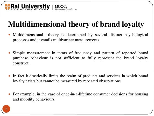 the history of brand loyalty In a connected world with so many product options at our fingertips, is the marketing concept of brand loyalty still relevant.