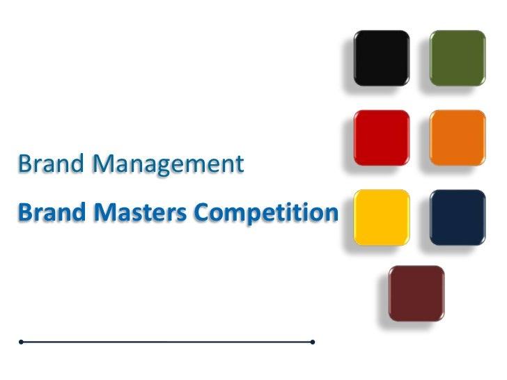 Brand Masters
