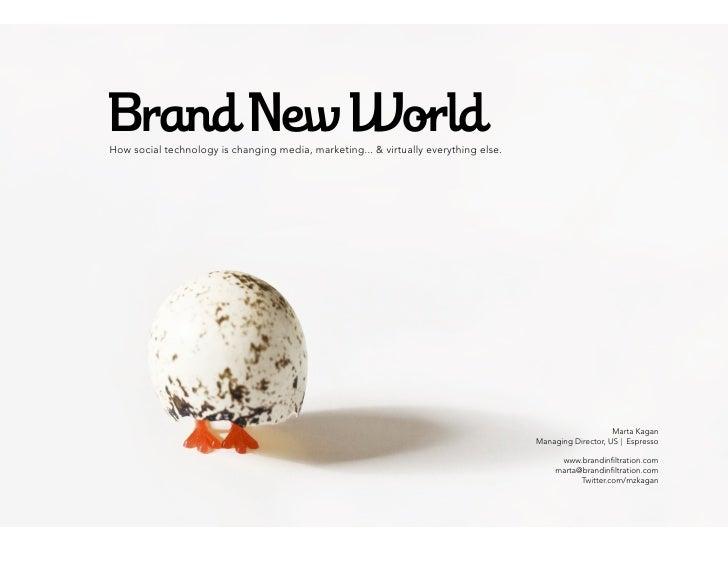 Brand New World 2010