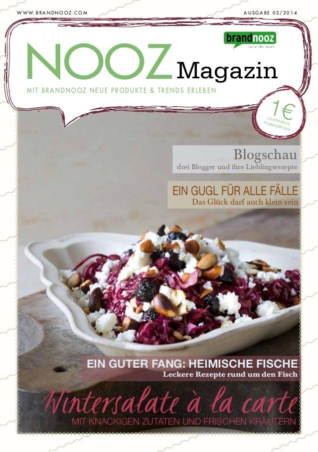 Brandnooz Nooz Magazin Ausgabe 02/2014