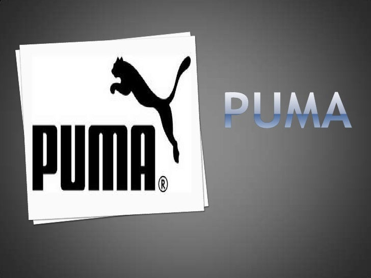  Puma-   A Large Cat or A Mountain Lion. Puma was established when the German  brothers Rudi and Adi Dassler split their...
