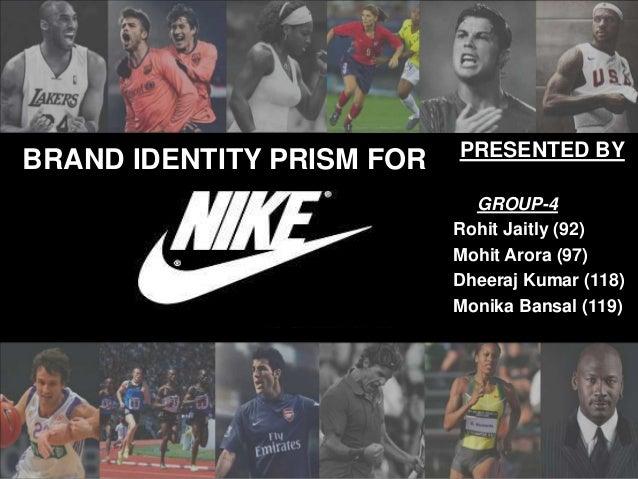 PRESENTED BY GROUP-4 Rohit Jaitly (92) Mohit Arora (97) Dheeraj Kumar (118) Monika Bansal (119) BRAND IDENTITY PRISM FOR