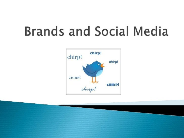    Social Media is a vital part of any brands    strategy in this day and age as there are    many profiles which are gro...