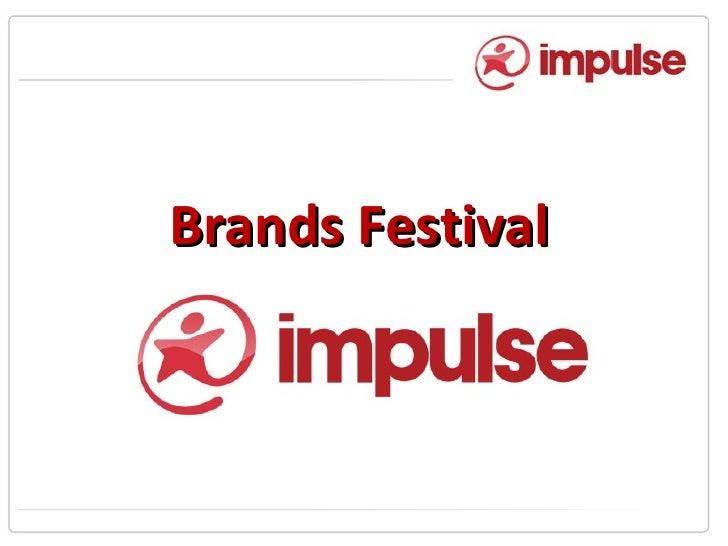 Brands Festival