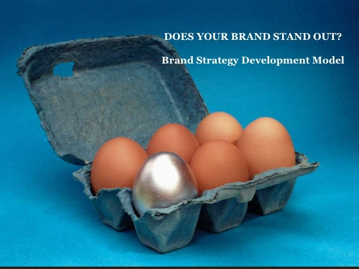 Brand Strategy Development, by Kroese brands & behaviour