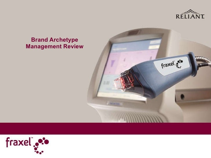 Brand Archetype  Management Review