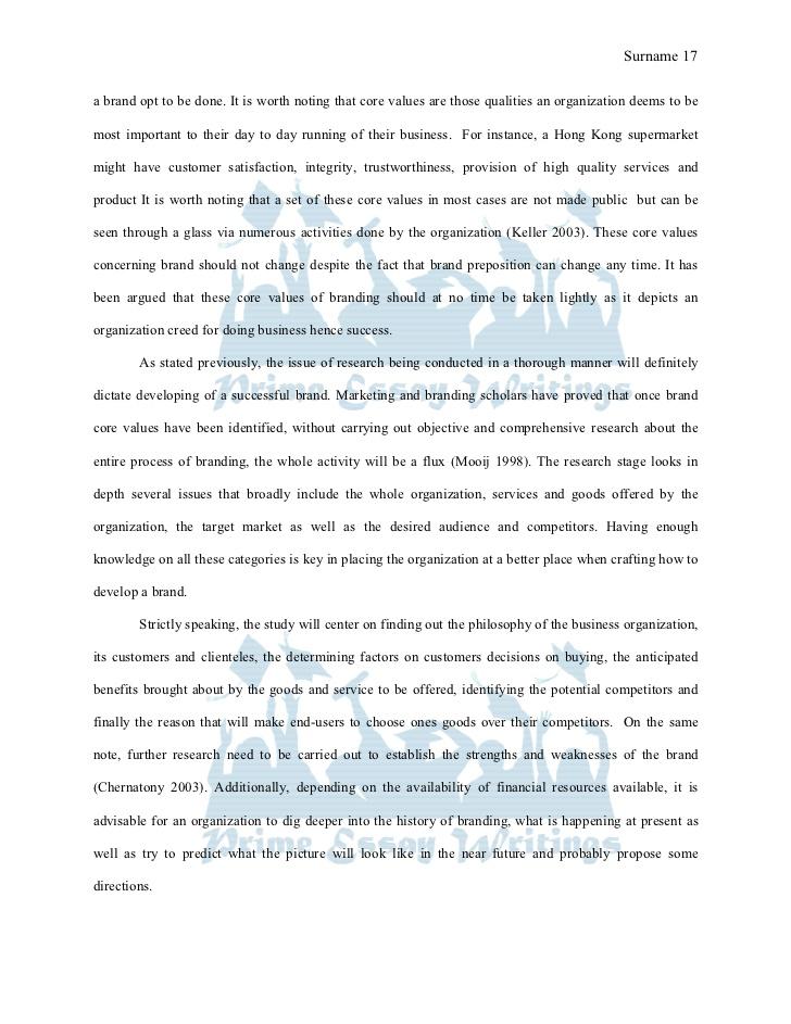 Topics for exploratory essays