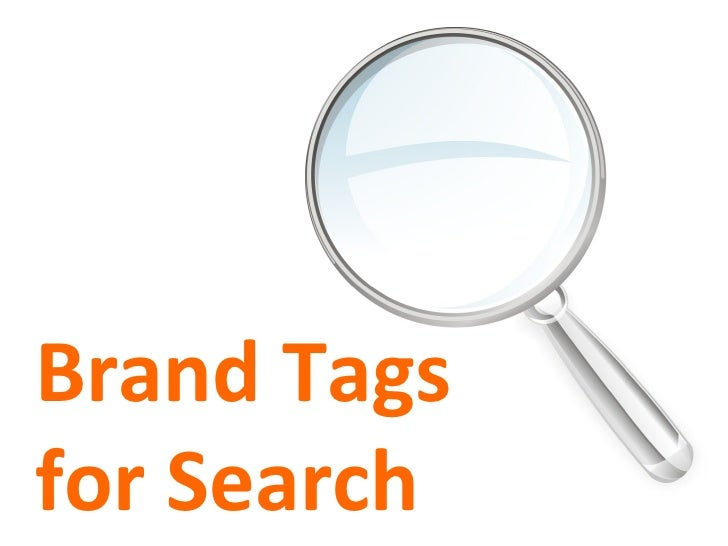 Brand Tags for Search