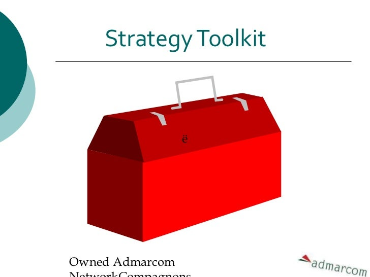 Strategy Toolkit                 ëOwned Admarcom