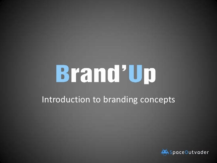 Introduction to branding concepts