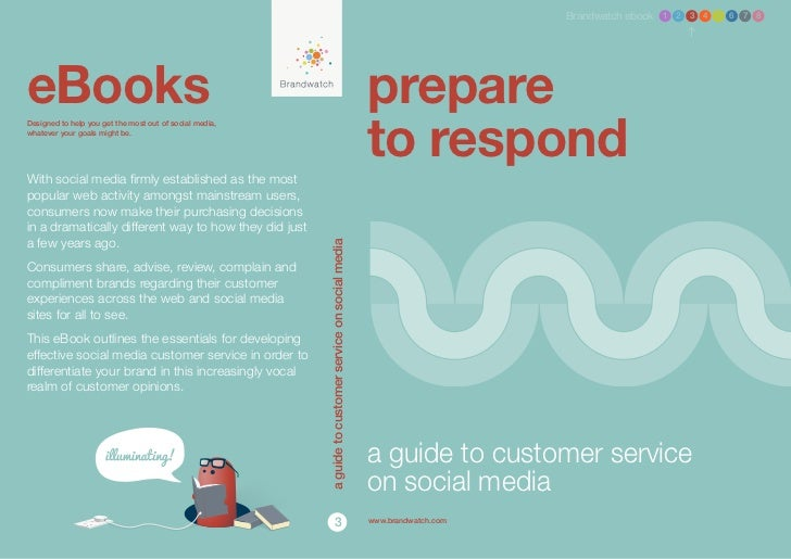 eBook 3 - Prepare to Respond: A Guide to Customer Service on Social Media