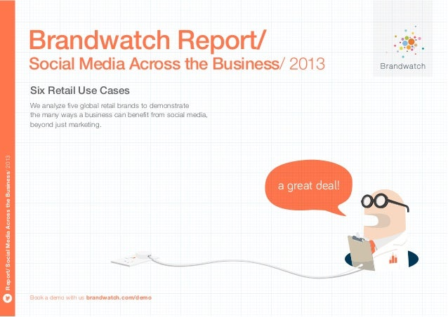 Report: Social Media Across the Business