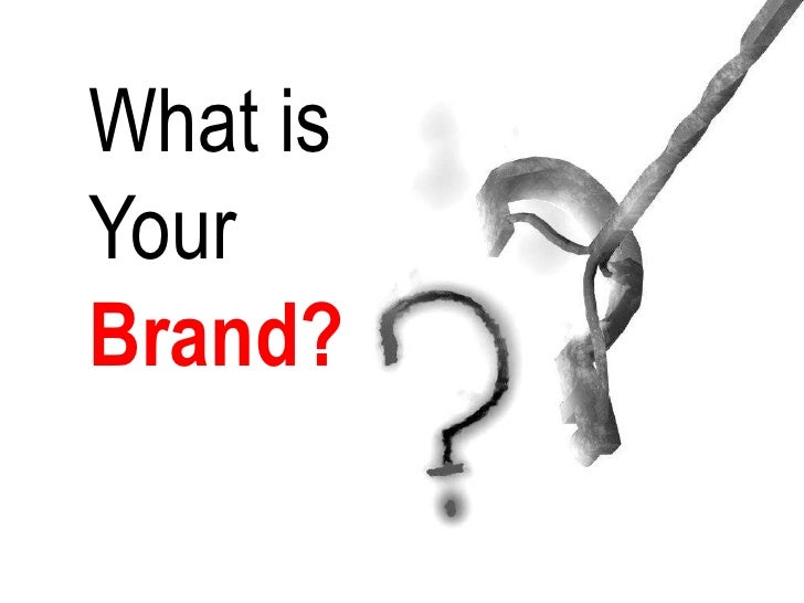 Your Brand by Kevin Purcer at NetworkBash Ignite