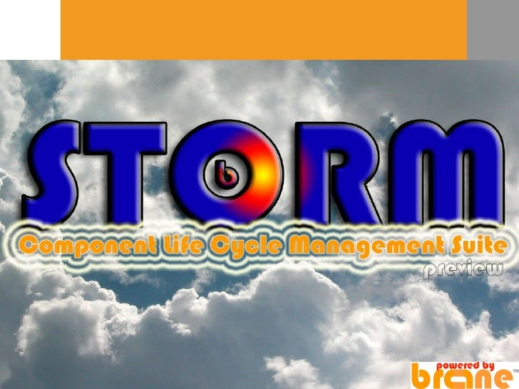 Brane.Storm