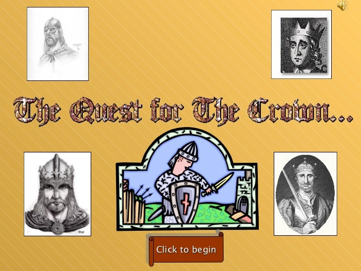 The Quest for the Crown by the Brainiacs
