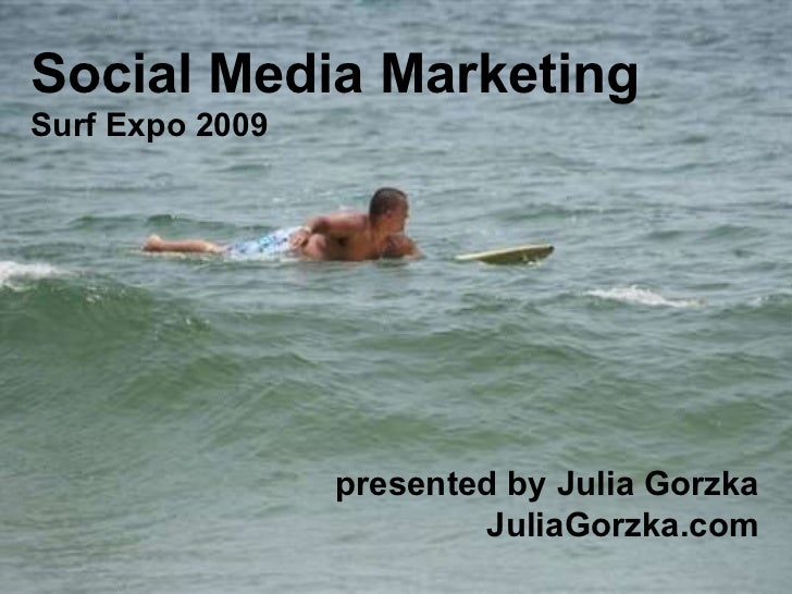 Social Media Marketing for Surfing and Skateboarding Retailers